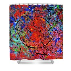 Rio Tinto Shower Curtain