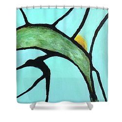 Ripening II Shower Curtain