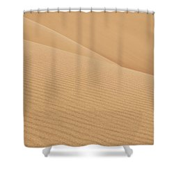 Natures Curves Shower Curtain