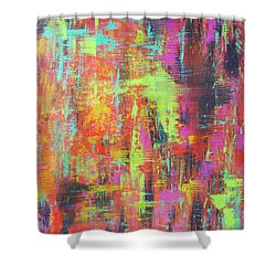 Rise Above Shower Curtain