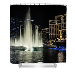 Shower Curtain featuring the photograph Rise by Michael Rogers