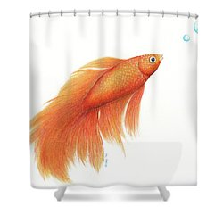 Rise Up Rise Up Shower Curtain