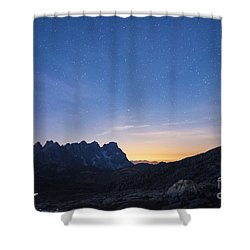 Shower Curtain featuring the photograph Rise Up by Yuri Santin