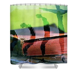Risingform Shower Curtain