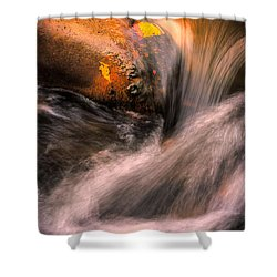 River Flow, Zion National Park Shower Curtain