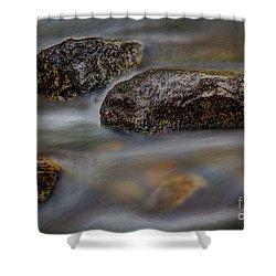 River Magic 2 Shower Curtain by Douglas Stucky