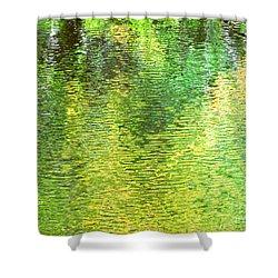 River Sanctuary Shower Curtain