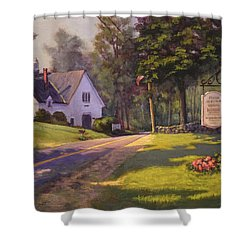 Road Home Shower Curtain