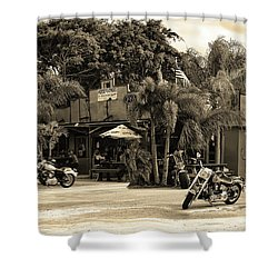 Roadhouse Shower Curtain