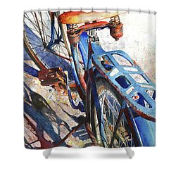 Roadmaster Shower Curtain