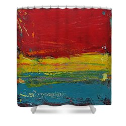 Roadtrip 1 Shower Curtain