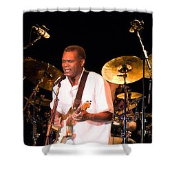 Robert Cray Shower Curtain