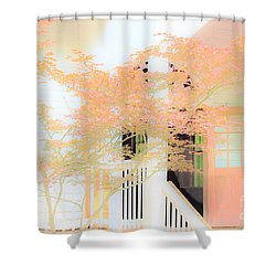 Robert F. Thomas Chapel Shower Curtain