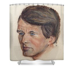 Robert Kennedy Shower Curtain