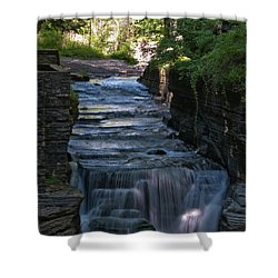 Robert Treman 0512 Shower Curtain