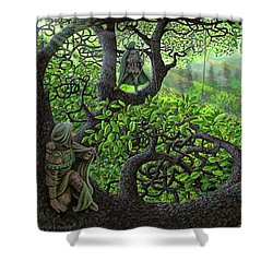 Robin Hood Shower Curtain