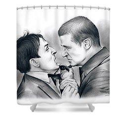 Robin Lord Taylor Shower Curtain