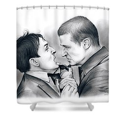 Robin Lord Taylor Shower Curtain