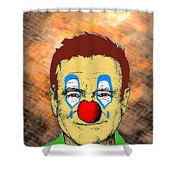 Robin Williams 1 Shower Curtain