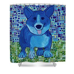 Rocco Shower Curtain