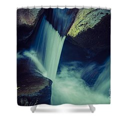 Rock Pool 2 Shower Curtain