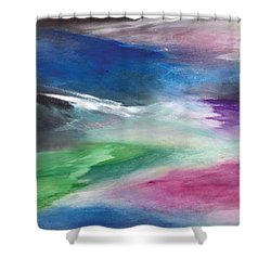 Rock The Casbah Shower Curtain