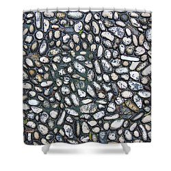 Rocky Beach 2 Shower Curtain by Nicola Nobile