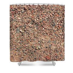 Rocky Beach 3 Shower Curtain by Nicola Nobile