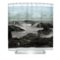 Rocky Forster  66881 Shower Curtain