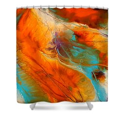 Rocky Moutain High I Shower Curtain