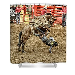 Rodeo 4 Shower Curtain