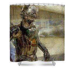 Rogue One 3b6-7 Threebee - Pa Shower Curtain