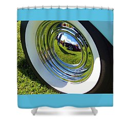 Roll Of The Dice Shower Curtain