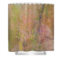 Romantic Rainbow Shower Curtain