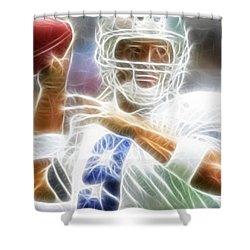Romo Shower Curtain by Paul Van Scott