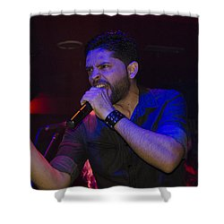 Ronnie Romero 19 Shower Curtain