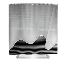 Room 515 Shower Curtain