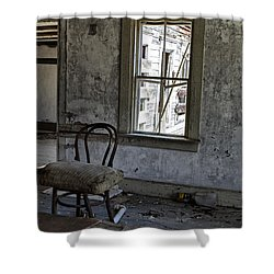 Room Of Memories  Shower Curtain