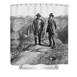 Roosevelt & Muir Shower Curtain by Granger