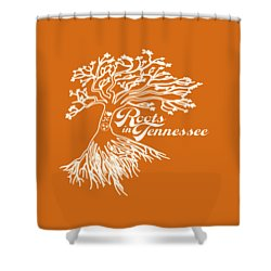 Roots In Tennessee Shower Curtain