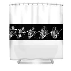 Rory Gallagher 5 Shower Curtain