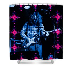 Shower Curtain featuring the photograph Rory Sparkles by Ben Upham