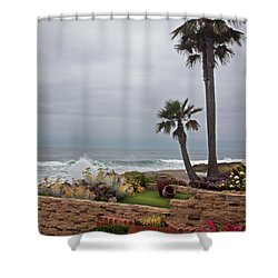 Shower Curtain featuring the photograph Rosarito Beach by Ivete Basso Photography