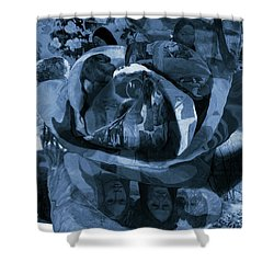 Rose No 1 Shower Curtain