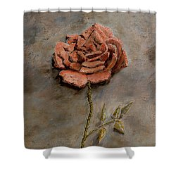 Rose Of Regeneration - Small Shower Curtain