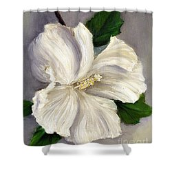 Rose Of Sharon Diana Shower Curtain