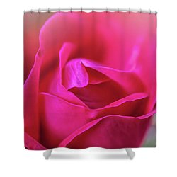 Rosebud Madness Shower Curtain