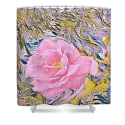 Rosedream Shower Curtain