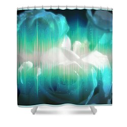 Roses #10 Shower Curtain