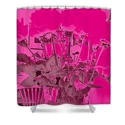 Roses #14 Shower Curtain